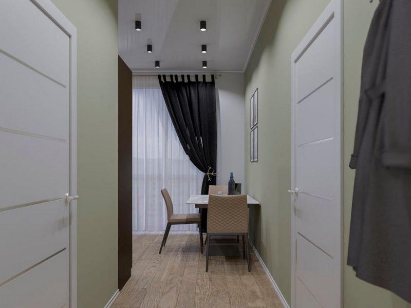 1-но комнатная квартира с ремонтом в новом доме на Адмиральском проспекте