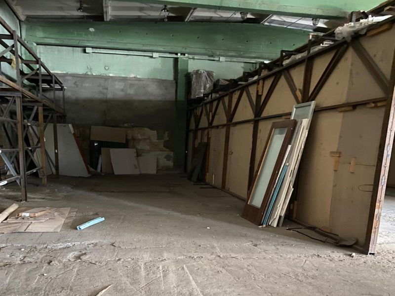 Warehouse on the Balta road. Total area – 1170 sq.m.
