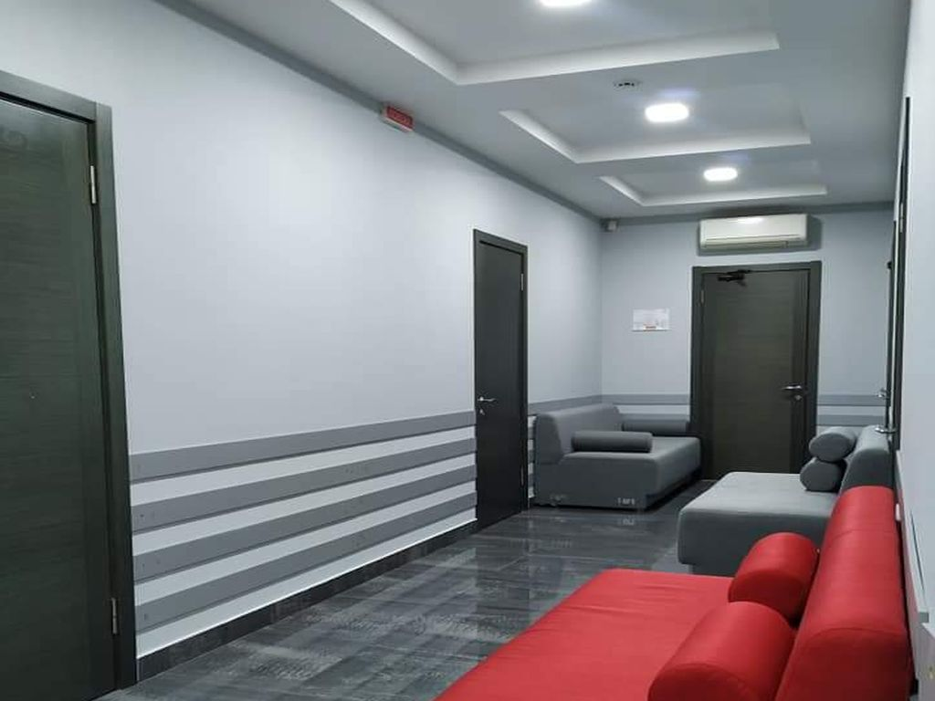 Аренда офиса премиум класса на Греческой, 1а. 251 кв.м