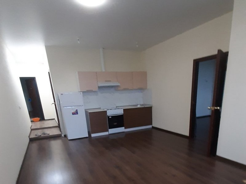 1-room apartment 23.5 and 26 sq.m.