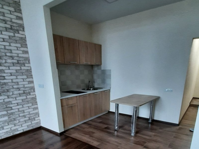Renovated 1-room apartments from 18 to 26 sq.m.