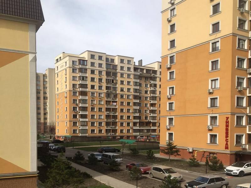 """Квартира 60 кв.м. в ЖК """"Академгородок"""""""