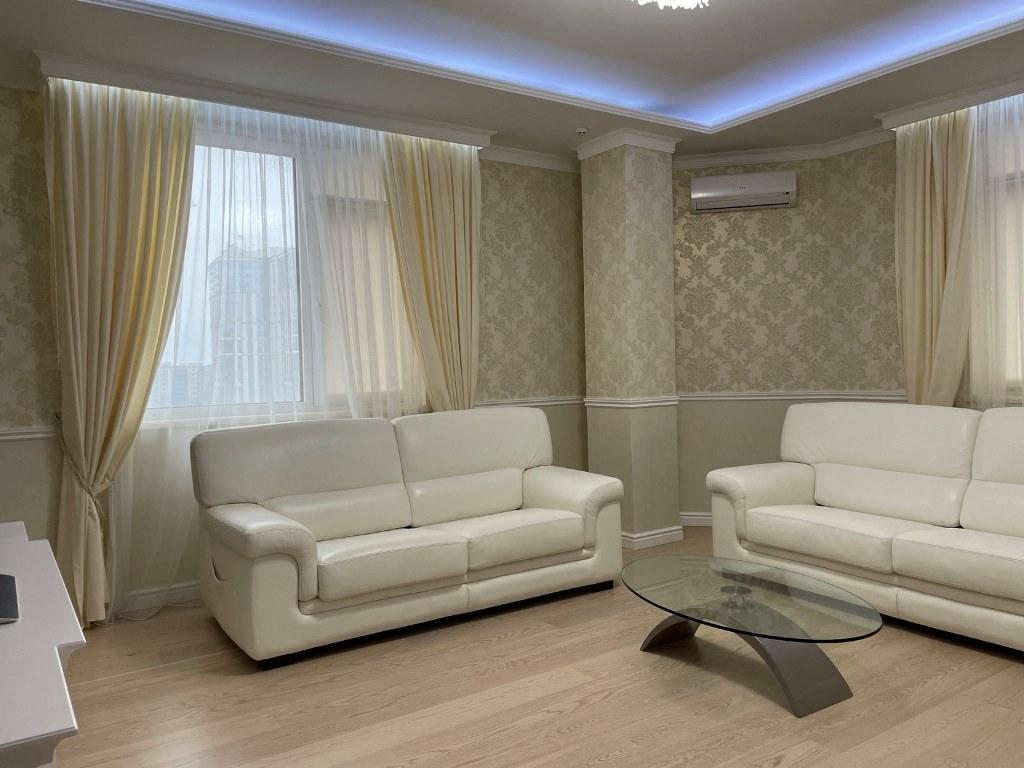 Квартира с авторским дизайном «6 Жемчужина»