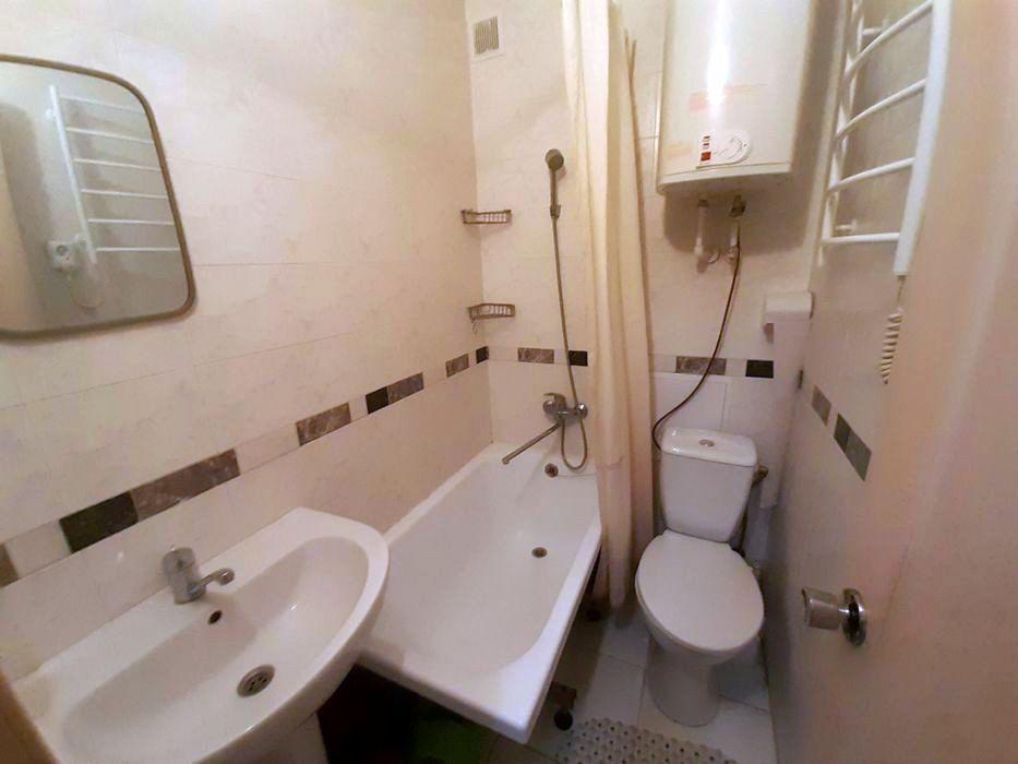 1-но комнатная квартира с ремонтом.