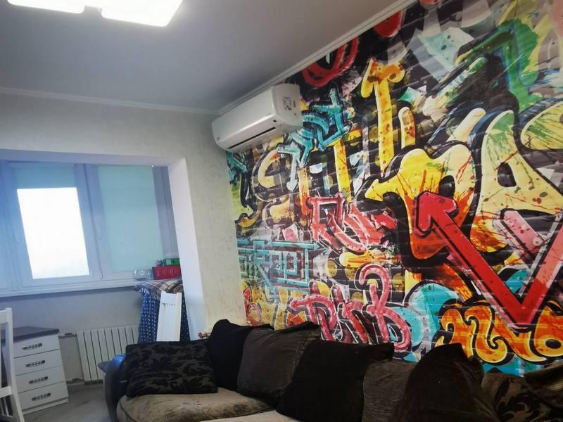 Большая 3-х комнатная квартира 85 кв.м.