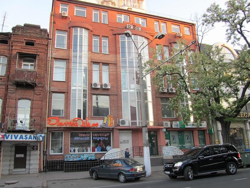 Офіс в новому будинку на М.Арнаутська 170 кв.м