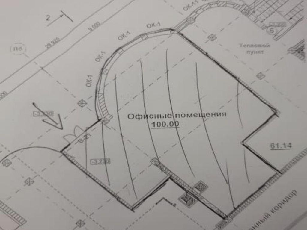 Приміщення в ЖК Нова Аркадия 100 кв.м вільного призначення