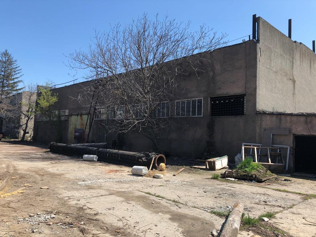 Аренда. ул.Промышленная, комплекс 6800 кв.м, 2га