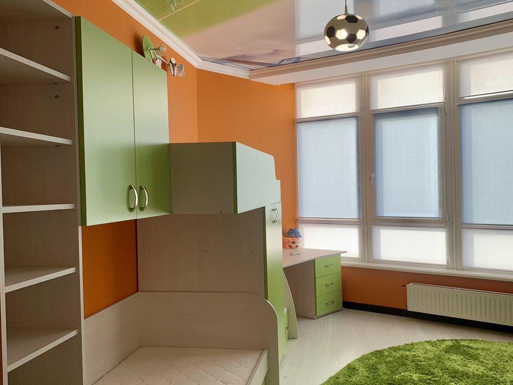 Аренда 4-х комнатная квартирав ЖК Французский