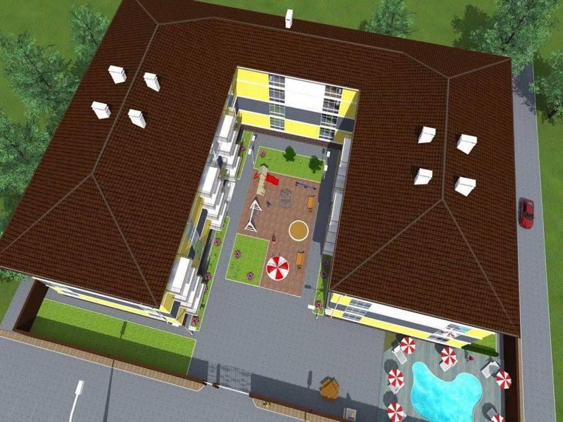 Квартири в новому малоквартирних будинку
