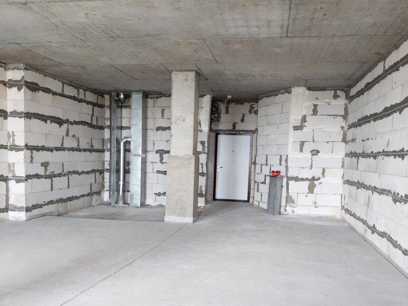 Квартира 53 кв.м. в новом доме на 16 ст. Большого Фонтана