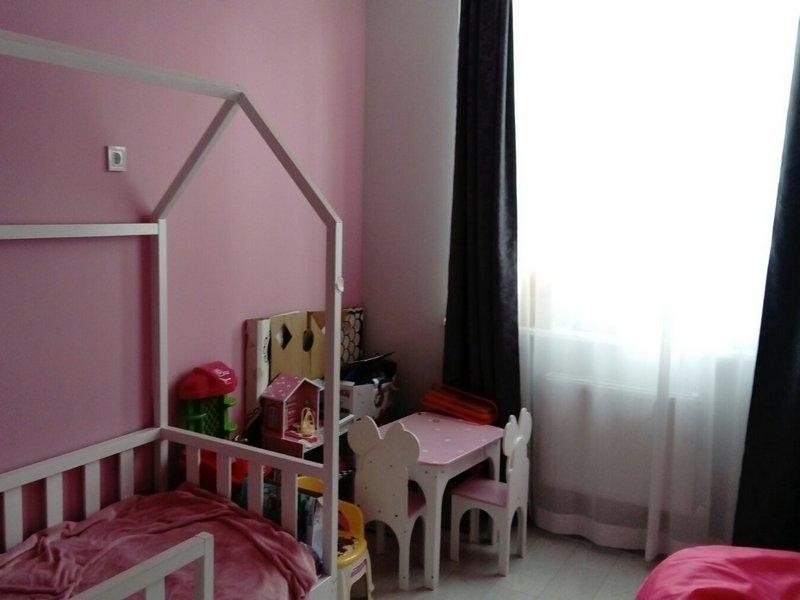 2-х комнатная квартира с ремонтом в новом доме