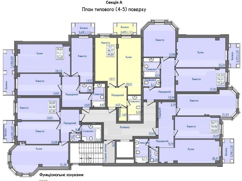"""1-но комнатные квартиры в клубном доме """"Консул"""""""