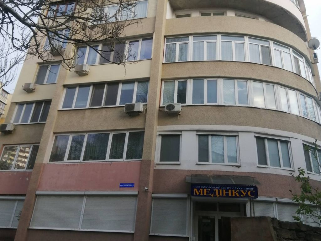 Аренда офиса 110 кв.мна ул. Зоопарковой, 1