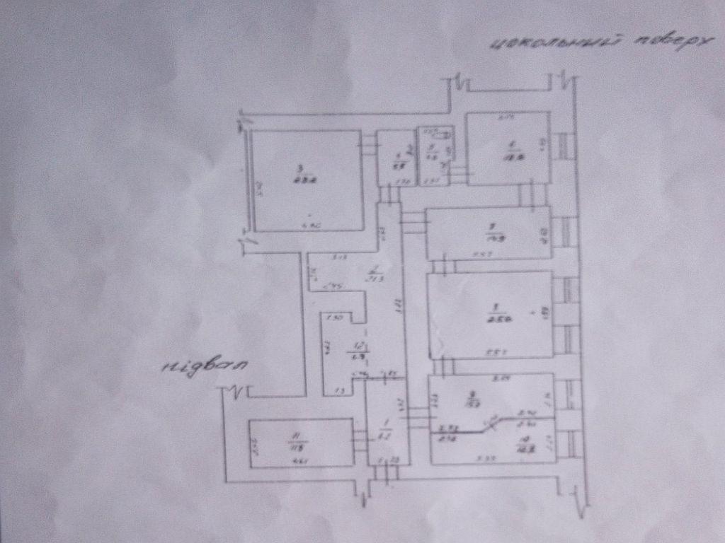Потенційний орендний бізнес (ПАБ). Офісне приміщення по вул. Буніна  Олеші