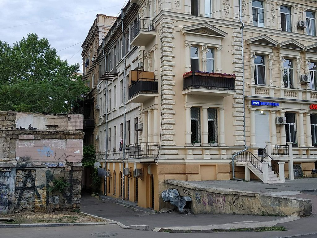 Потенциальный арендный бизнес (ПАБ). Офисное помещение по ул. Бунина\Олеши