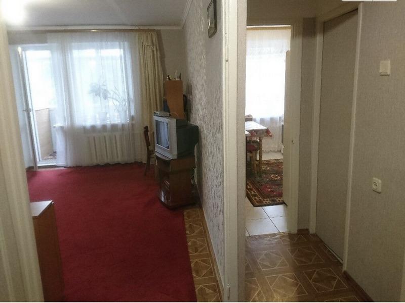 1-но комнатная квартира с альковом