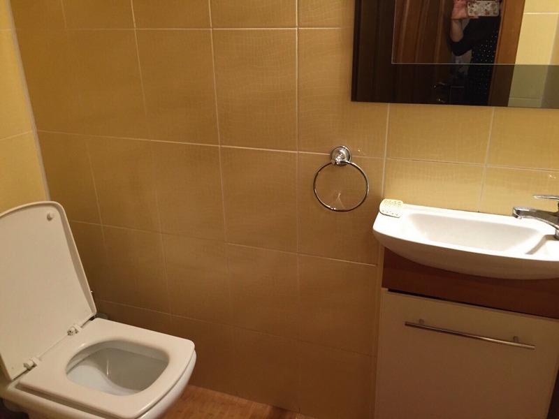 3-х комнатная квартира 125 кв.м. с капитальным ремонтом