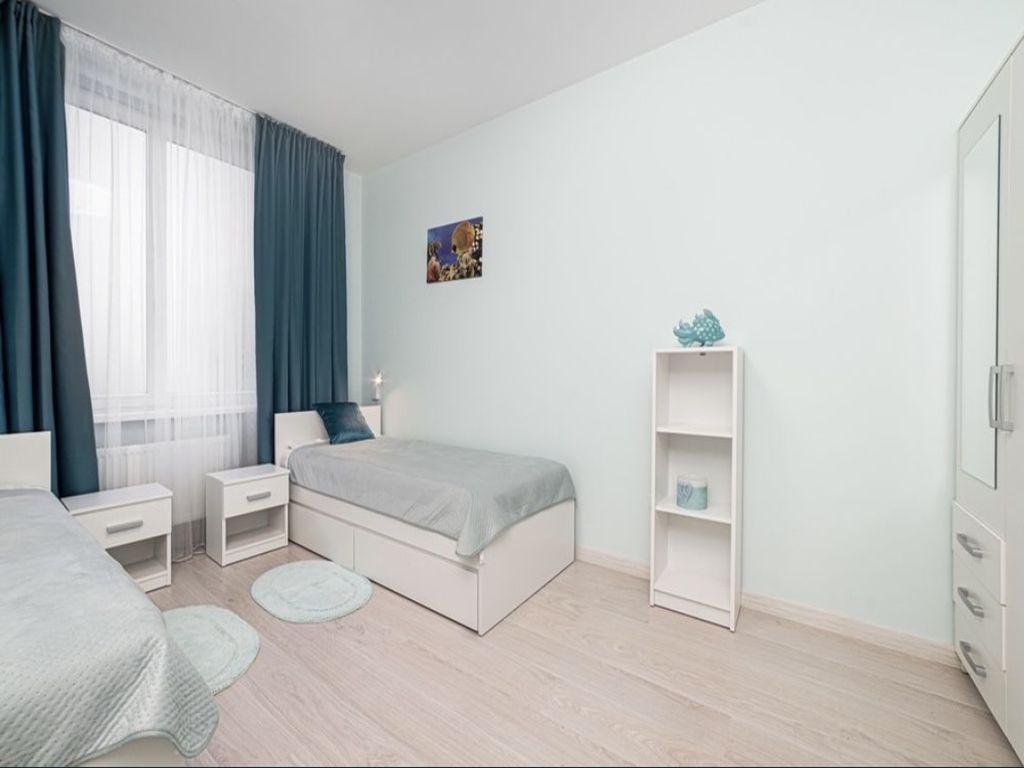 Аренда 4 комнатной квартиры в Аркадии с видом на море