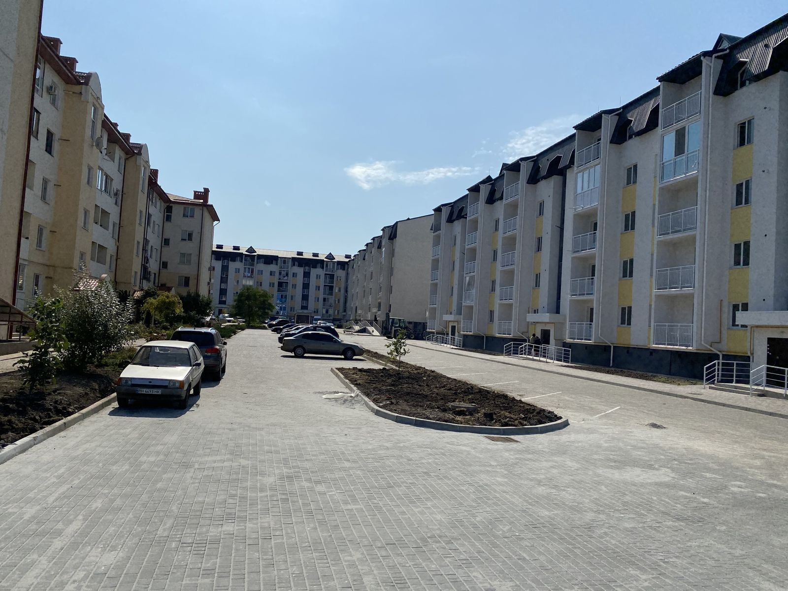 2-х комн. квартира в сданном жилом комплексе  «Новосел».