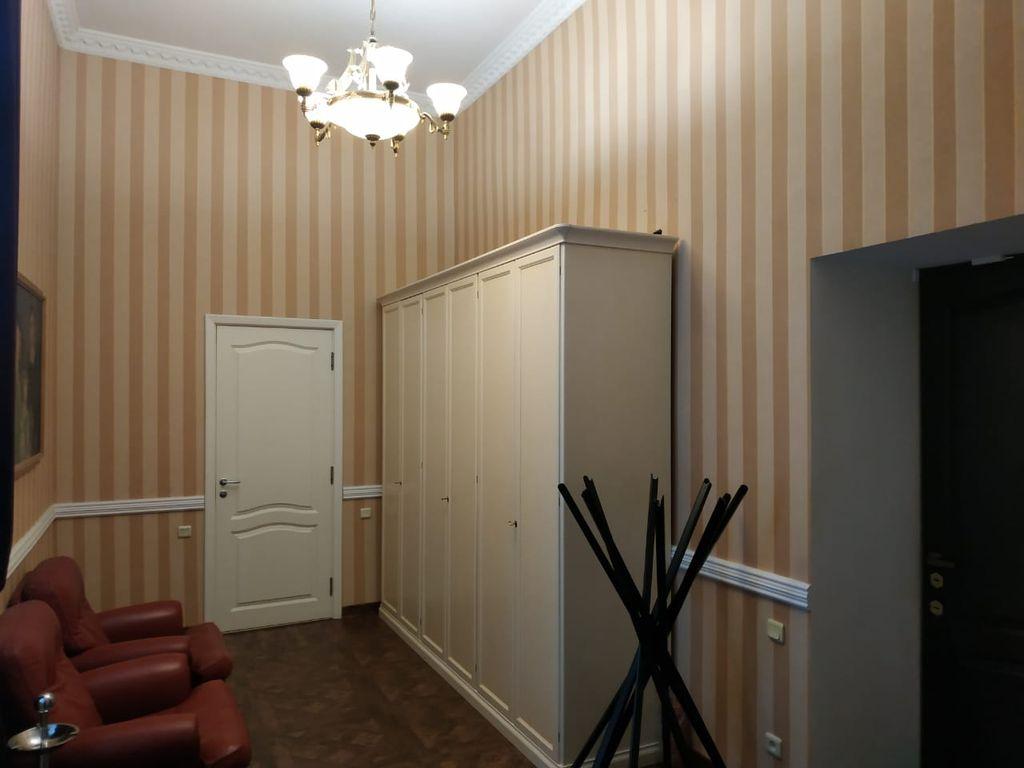 Квартира для истинного ценителя архитектурного изыска
