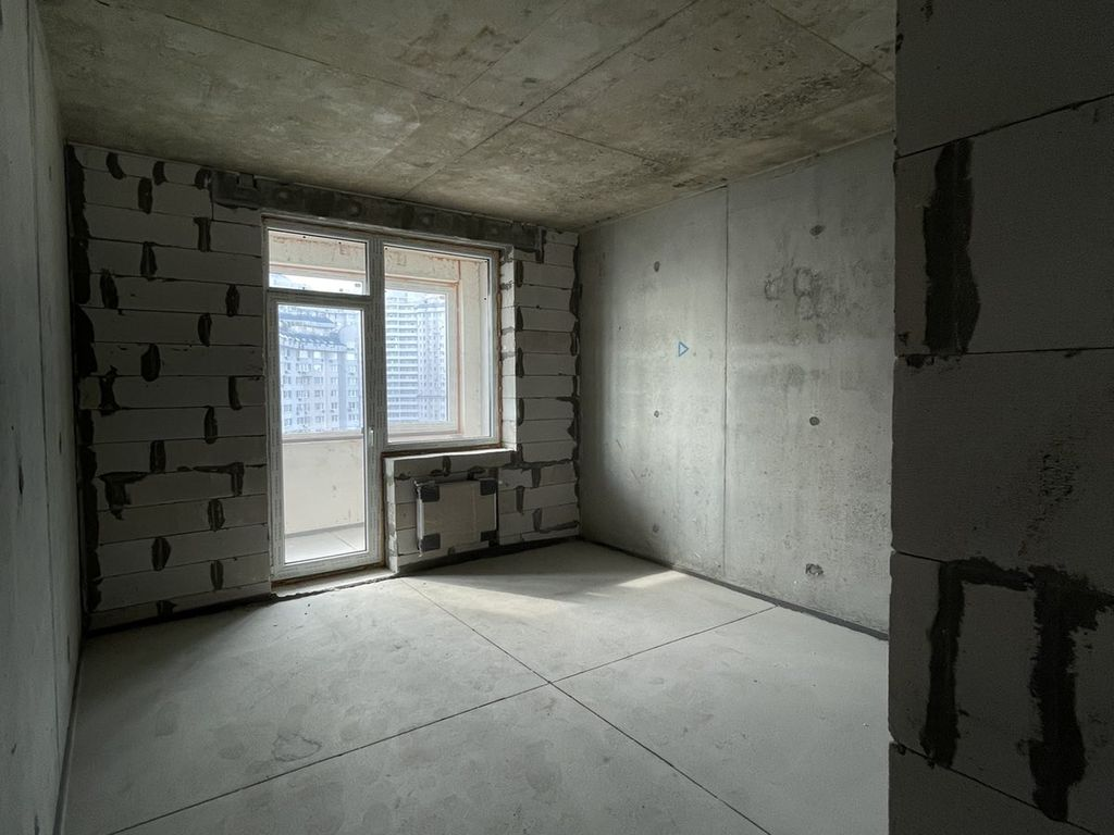 3-х комнатная квартира 93 кв.м в ЖК Мандарин