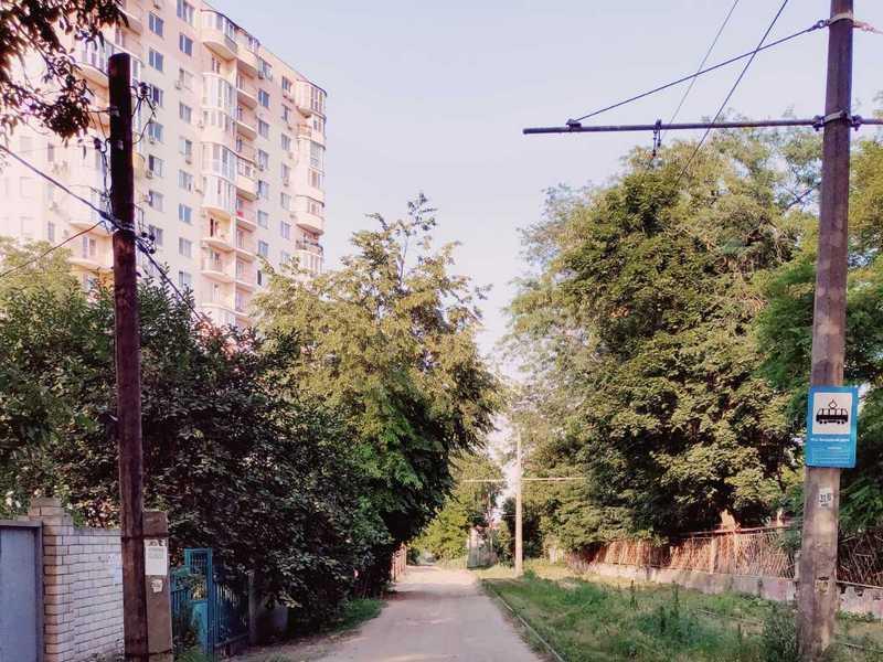 Участок на 10 ст. Люстдорфской дороги