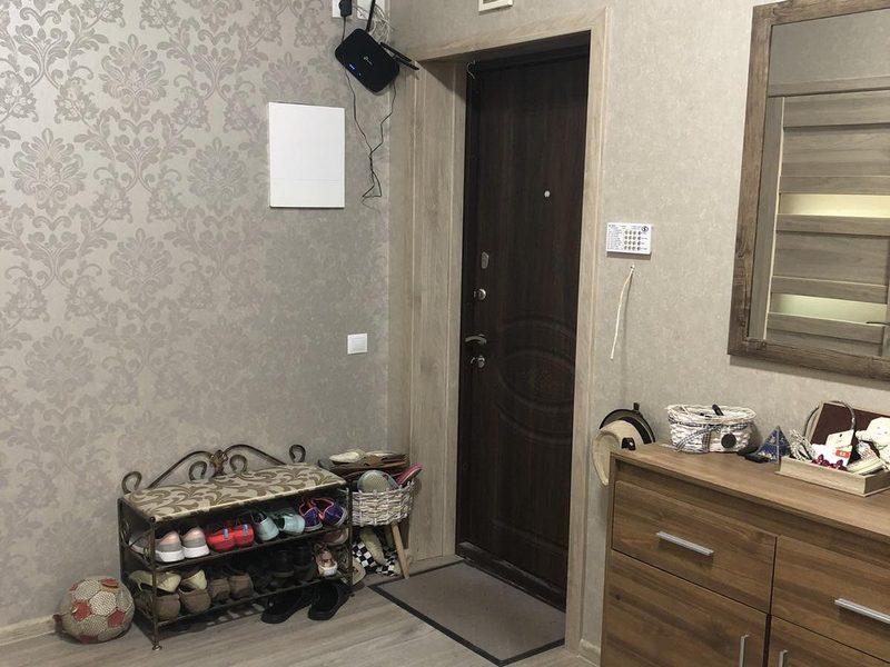 2-х комнатная квартира с ремонтом в ЖК «Ассоль»