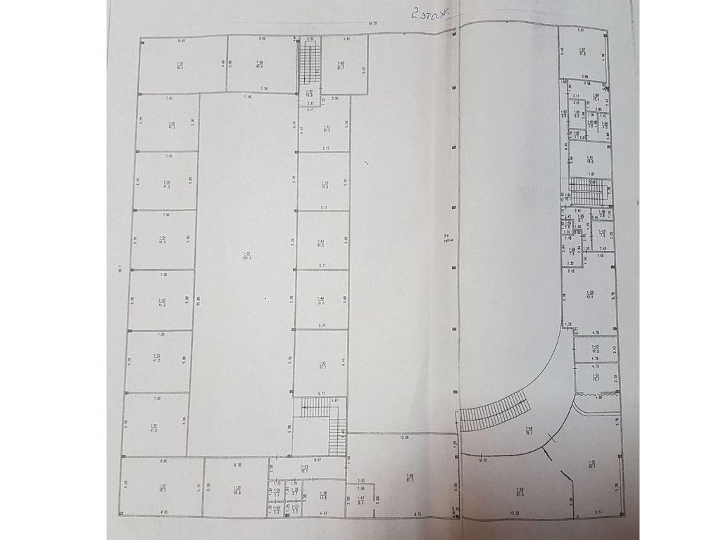Оренда приміщення 2467 кв.м, ж / м Совіньйон