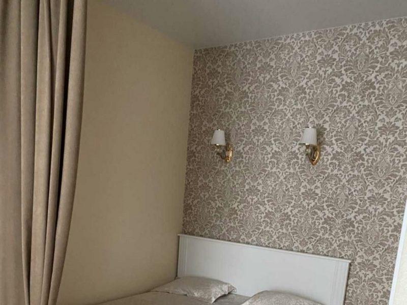 Квартира с дорогим ремонтом в ЖК «Четыре сезона»
