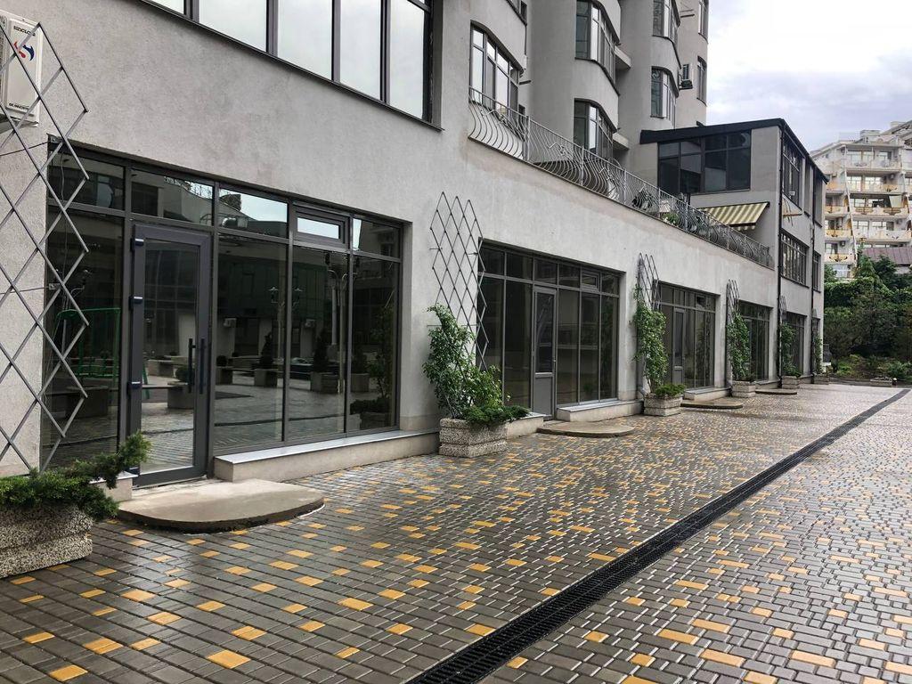Аренда офиса open space 76 кв.м в Аркадии