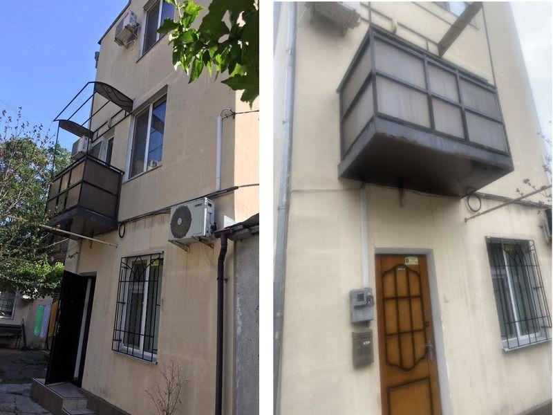 Квартира на земле 60 кв.м на ул.  Б.Хмельницкого