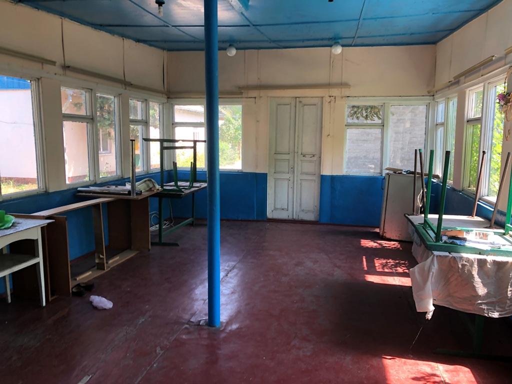 База отдыха «Энергетик» в Приморском.