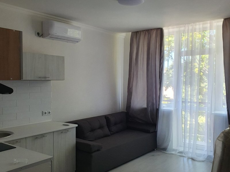 1- room apartment with renovation.. Koroliova
