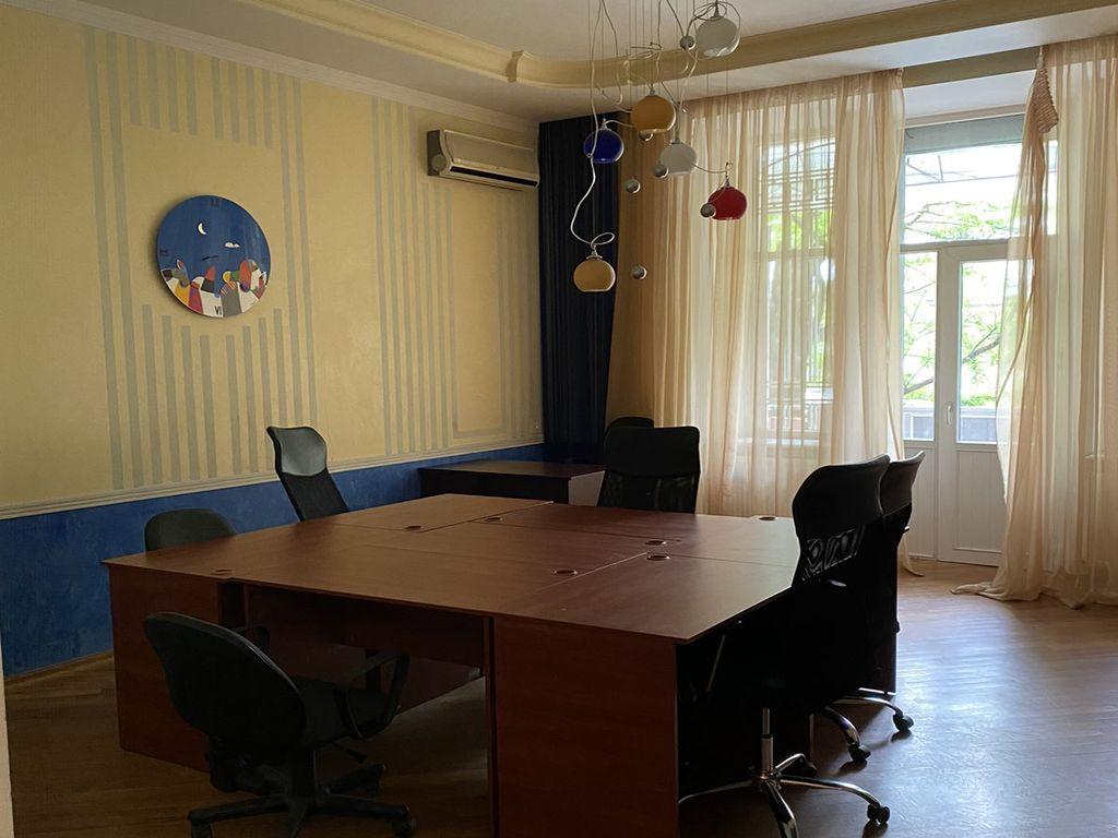 Аренда офиса на Французском бульваре / Азарова