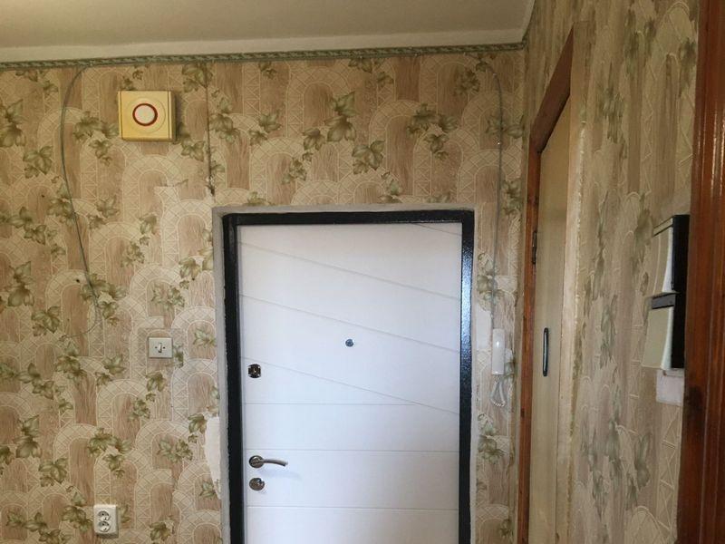 1-но комнатная квартира сотовый проект