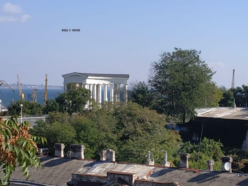 Продам квартиру. Одесса, ул. Гоголя. Вид на море.